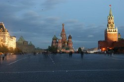 Russia, Red Square